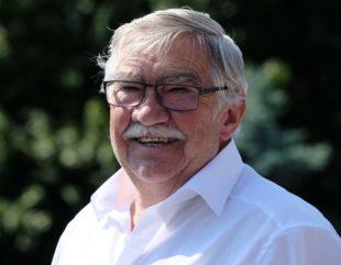 Fritz Schwendemann ist gestern 80 geworden