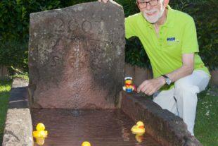 VdK lässt 2.000 Enten schwimmen