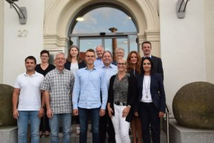 Biberacher Gemeinderat hat sich neu formiert