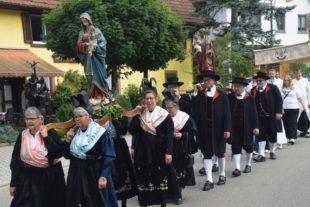 Patrozinium zu Ehren des Heiligen Ulrich