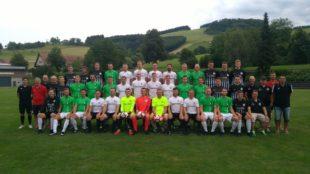 SV Oberharmersbach bereitet sich auf die neue Bezirksligasaison vor