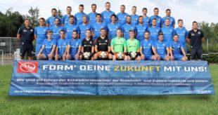 Mission Feinschliff für die Bezirksliga-Saison