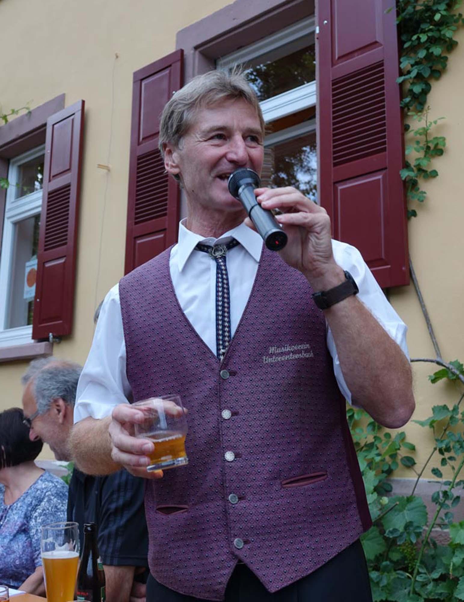 2019-7-15-ZE-OE-Eberhard Kramer-Hock Oberentersbach mit Musikverein Unterentersbach 2019-DSC03367