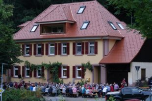 2019-7-15-ZE-OE-Eberhard Kramer-Hock Oberentersbach mit Musikverein Unterentersbach 2019-DSC03370