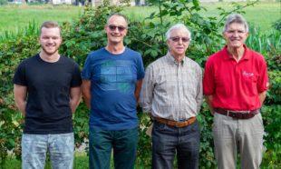 Südbadischer Tischtennis-Verband ehrt TVU-Urgestein Erich Prange