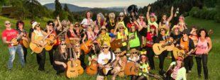 Gitarrenverein Nordrach: »ChillOut ins Wochenende
