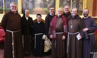 Franziskus-Forscher Pater Leonhard nimmt Abschied aus Rom