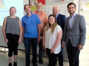 SBBZ Lernen Zell gewinnt Schülerpreis des Lions-Club Kinzigtal
