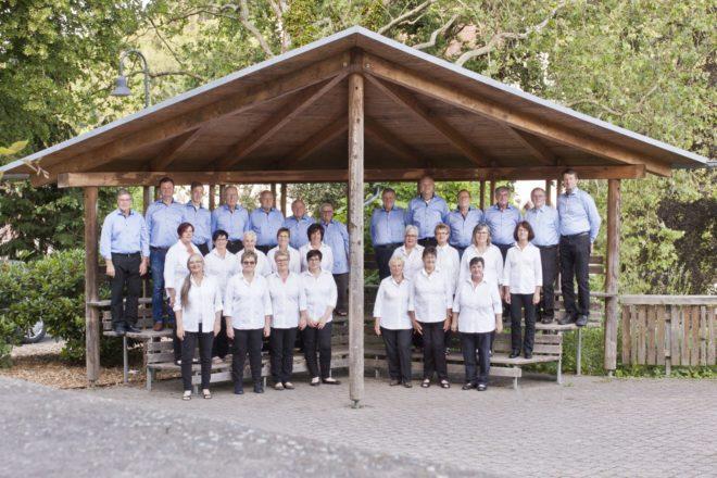 Chor der Klänge Nordrach: Kurkonzert