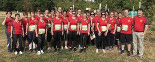 Team »Himmelsbach & Streif« macht Kilometer für den guten Zweck