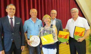 Verabschiedung aus dem Unterentersbacher Ortschaftsrat