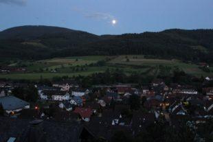 Das alltägliche Leben mit dem Mond im Harmersbachtal