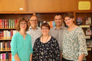 Katholische Bücherei verabschiedet Dominika Hättig als Leiterin