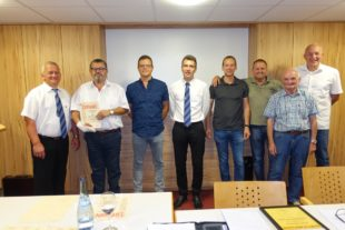 FV Unterharmersbach ehrt 45 Mitglieder für langjährige Treue