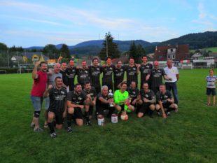 SG Zell/Unterharmersbach holt den Ü35-Bezirkspokal