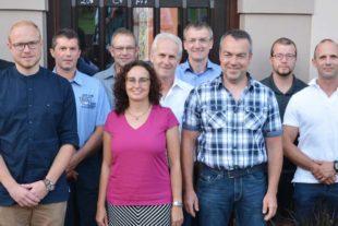 Der neue Nordracher Gemeinderat ist im Amt