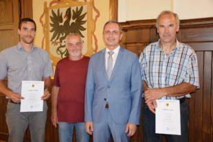 Gemeinderat bestätigt zwei Ortsvorsteher