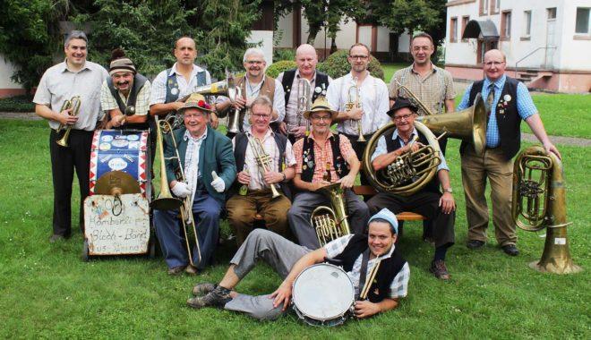 Gemeinde Biberach: Start in die Tavernenabend-Saison mit der »Homberle-Bläch-Bänd«