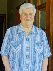 Emma Armbruster feiert 85. Geburtstag