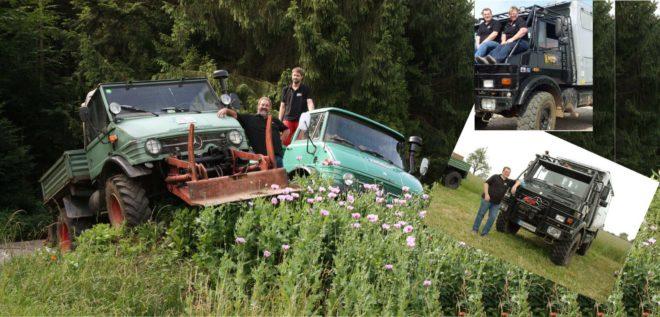 UNIMOG Freunde Biberach: Unimog - und Schleppertreffen