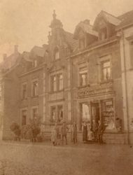 Papierhaus Febon in Zell a. H. wurde vor 130 Jahren gegründet