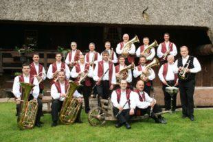 Schwarzwaldmusikanten: Hock mit Blasmusik-Konzert auf dem Kanzleiplatz