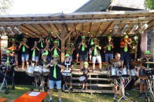 Guggenmusik-Festival begeistert zum elften Mal das Publikum in Unterharmersbach