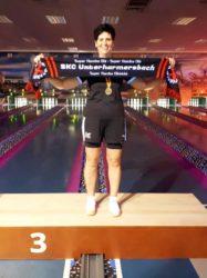 Barbara Schondelmaier erklimmt Podest bei Deutscher Meisterschaft