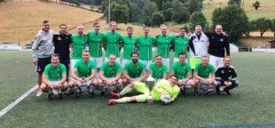 Titelhattrick für den SV Oberharmersbach