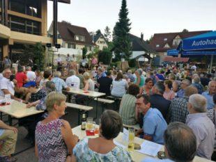 Der Sommer ist in Oberharmersbach ein purer Genuss