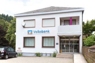 Fünf Volksbank-Filialen werden auf Selbstbedienung umgestellt