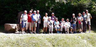 Juli-Dienstagswanderung führte nach Unterentersbach
