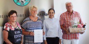 Familie Mauermann aus Eschweiler macht seit 1972 in Biberach Urlaub