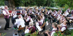 Musikverein Unterentersbach: Geführte Wanderung zum Hock nach Oberentersbach