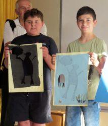 Wenn Kinder zu Künstlern werden