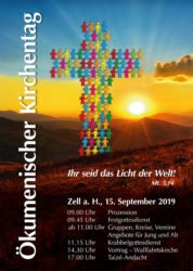 Kirchengemeinden und Kapuzinerkloster: Ökumenischer Kirchentag