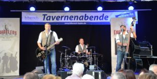 Rock'n'Roll am Biberacher Tavernenabend