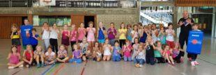 Kampfsportschule aus Lahr unterstützt S.t.a.r.k. e.V. beim Ferienprogramm