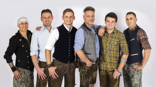 Nordracher Kilwi: »Rockspitz« eröffnen das Festwochenende