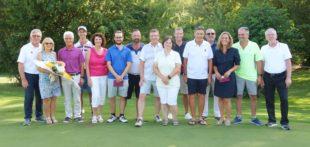 Bruttosieg für Golf-Traumpaar Yvonne Spitz und Wolfgang Bauert