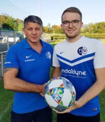 Wetteinsatz beschert  dem FVU einen Spielball