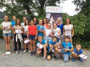 Sommercamp auf dem Gröbernhof