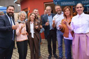 Der 15-jährige Whisky »Annorum« dokumentiert die erfolgreiche betriebliche Entwicklung