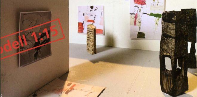 Städtischen Galerie Fruchthalle Rastatt: Ausstellung mit Werken von Armin Göhringer