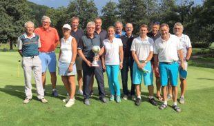 Golfclub Gröbernhof gewinnt Ortenau-Breisgau-Pokal 2019