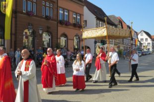 Besonderes Fest des Kirchenpatrons