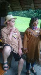 Indianer-Lager am Herrenholz
