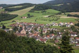 Vier Tage Volksfeststimmung in Oberharmersbach