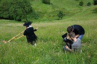 Nordrach wird per Film in Szene gesetzt