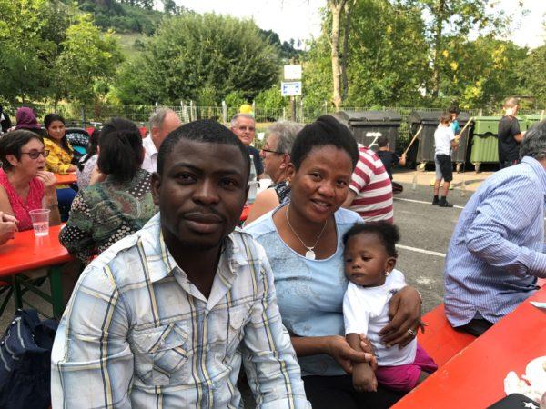 Café International:  Sommerfest in der »Laube«